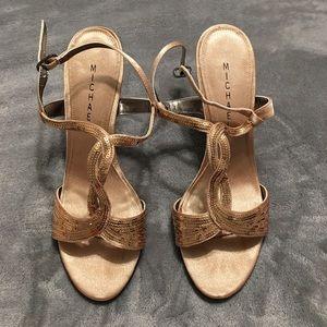 Michael Shannon stiletto heels